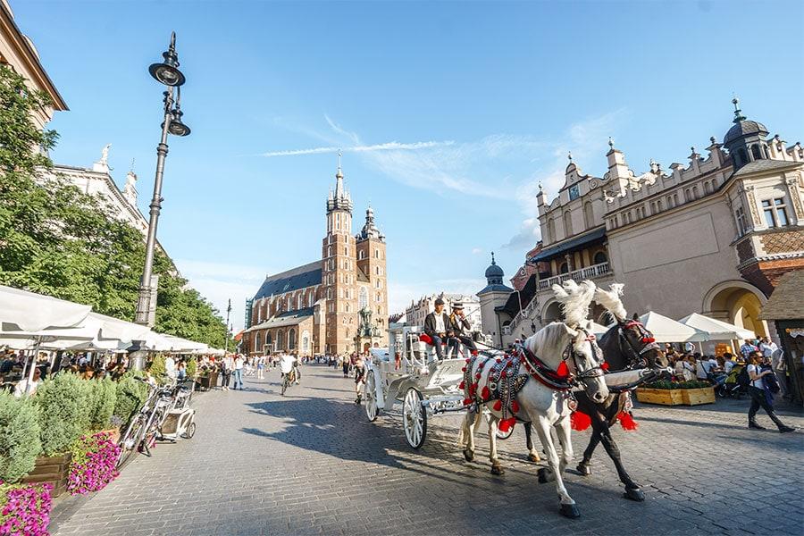 historischer-markplatz-polen-krakau