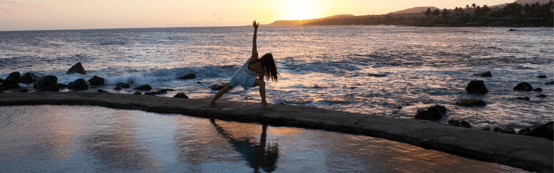 yoga-reisen-strand