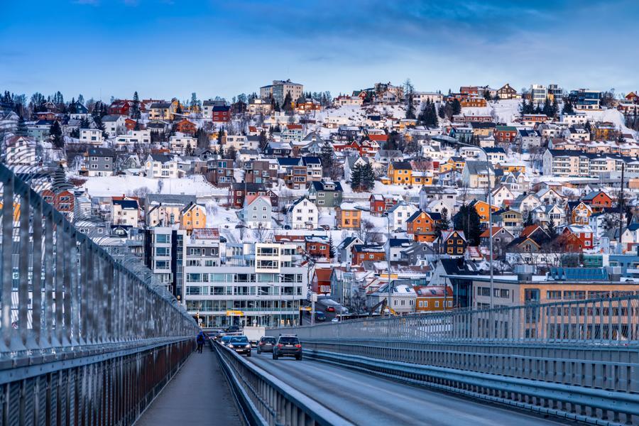 aktivreise-norwegen-Tromsø