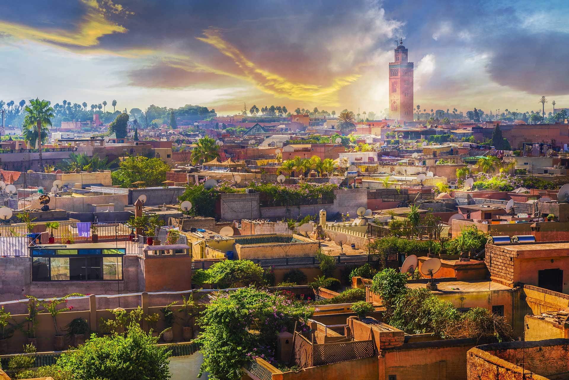 frauenreise-marokko-marrakesch-Medina