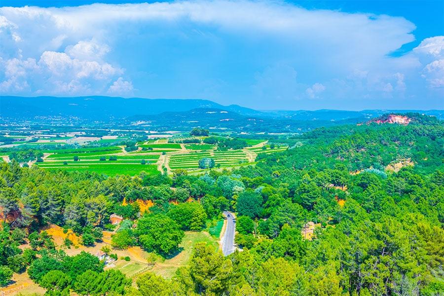 landschaft-provence-luberon